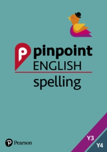 Pinpoint Spelling Years 3 and 4, Spiral bound Book