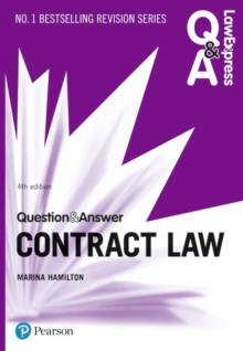 Law Express Question and Answer: Contract Law, 4th edition, Paperback / softback Book