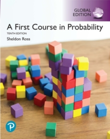 A First Course in Probability, Global Edition, Paperback / softback Book