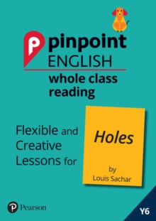 Pinpoint English Whole Class Reading Y6: Holes : Flexible and Creative Lessons for Holes (by Louis Sachar), Spiral bound Book