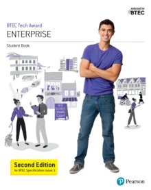 BTEC Tech Award Enterprise Student Book 2nd edition, PDF eBook