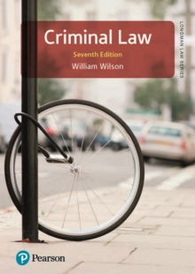 Criminal Law, PDF eBook