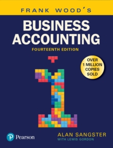 Frank Wood's Business Accounting Volume 1, EPUB eBook