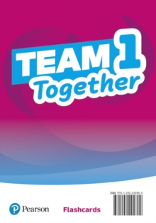 Team Together 1 Flashcards, Cards Book