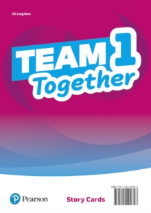 Team Together 1 Story Cards, Cards Book