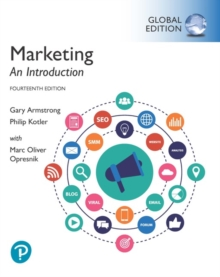 Marketing: An Introduction, Global Edition, Paperback / softback Book
