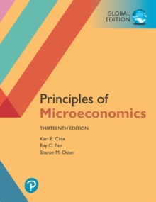 Principles of Microeconomics, Global Edition, Paperback / softback Book