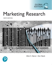 Marketing Research, Global Edition, Paperback / softback Book
