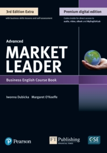 Market Leader 3e Extra Advanced Course Book, eBook, QR, MEL & DVD Pack, Mixed media product Book