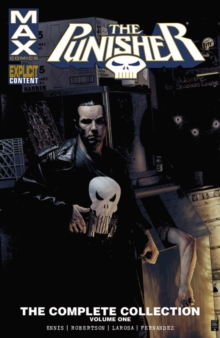 Punisher Max Complete Collection Vol. 1, Paperback Book