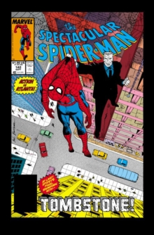 Spider-man: Tombstone Vol. 1, Paperback Book