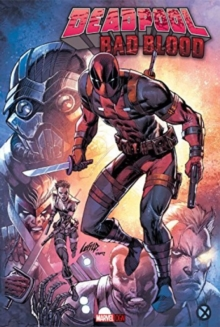 Deadpool: Bad Blood, Hardback Book