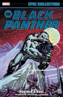 Black Panther Epic Collection: Panther's Rage, Paperback / softback Book