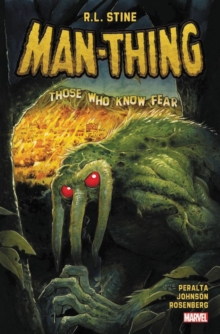 Man-thing By R.l. Stine, Paperback Book