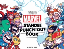Little Marvel Standee Punch-out Book, Paperback Book