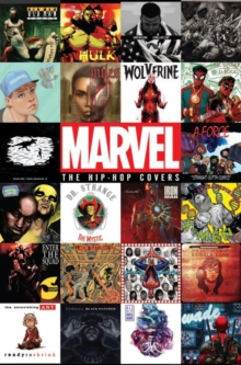 Marvel: The Hip-hop Covers Vol. 1, Hardback Book