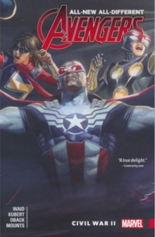 All-new, All-different Avengers Vol. 3: Civil War Ii, Paperback / softback Book