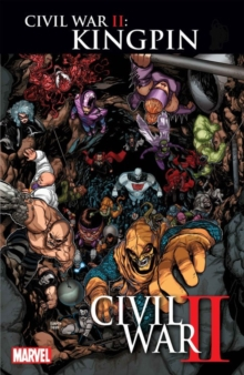 Civil War II: Kingpin, Paperback Book