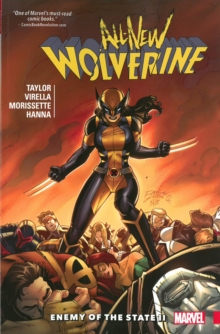 All-new Wolverine Vol. 3: Enemy Of The State Ii, Paperback / softback Book