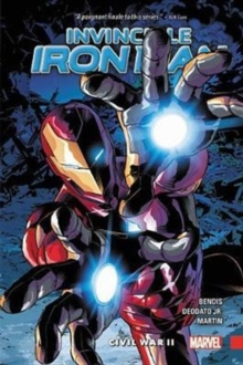 Invincible Iron Man Vol. 3: Civil War Ii, Paperback Book