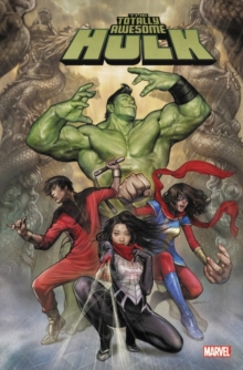 The Totally Awesome Hulk Vol. 3: Big Apple Showdown, Paperback Book