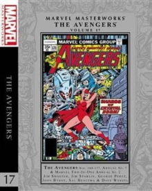 Marvel Masterworks: The Avengers Vol. 17, Hardback Book