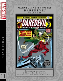 Marvel Masterworks: Daredevil Vol. 11, Hardback Book