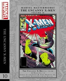 Marvel Masterworks: The Uncanny X-men Vol. 10, Hardback Book