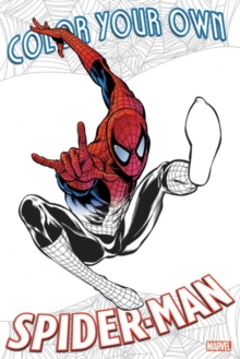 Color Your Own Spider-man, Paperback / softback Book