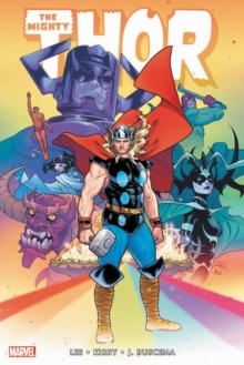 The Mighty Thor Omnibus Vol. 3, Hardback Book