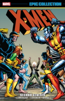X-Men Epic Collection: Second Genesis, Paperback Book