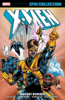 X-Men Epic Collection: Mutant Genesis, Paperback Book