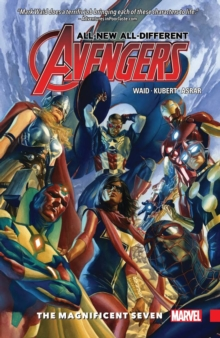 All-New, All-Different Avengers, Hardback Book