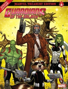 Guardians Of The Galaxy: All-new Marvel Treasury Edition, Paperback / softback Book