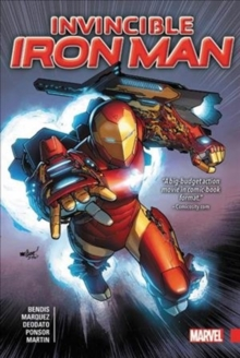 Invincible Iron Man By Brian Michael Bendis, Hardback Book