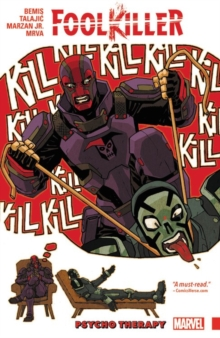 Foolkiller: Psycho Therapy, Paperback Book