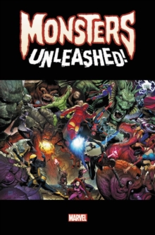 Monsters Unleashed, Paperback Book