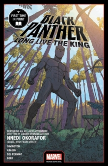 Black Panther: Long Live The King, Paperback Book