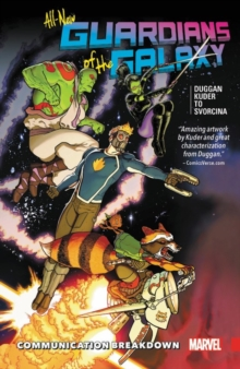 All-new Guardians Of The Galaxy Vol. 1: Communication Breakdown, Paperback Book