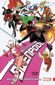 Gwenpool, The Unbelievable Vol. 4 - Beyond The Fourth Wall, Paperback Book