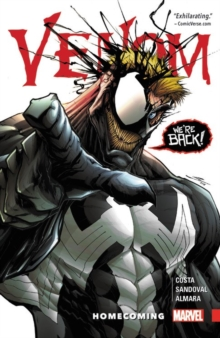 Venom Vol. 1: Homecoming, Paperback Book