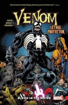 Venom Vol. 3: Lethal Protector - Blood In The Water, Paperback Book