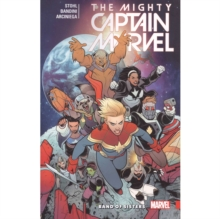 The Mighty Captain Marvel Vol. 2: Band Of Sisters, Paperback / softback Book