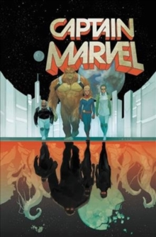 The Mighty Captain Marvel Vol. 3: Dark Origins, Paperback Book