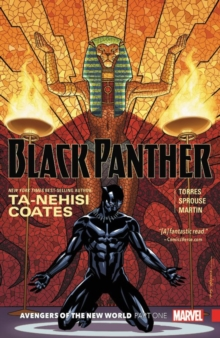 Black Panther Book 4: Avengers Of The New World Part 1, Paperback Book