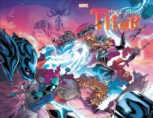 The Mighty Thor Vol. 5: The Death Of The Mighty Thor, Hardback Book