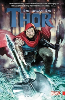 The Unworthy Thor, Paperback Book