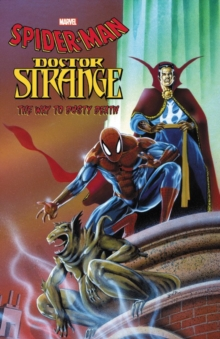 Spider-man/doctor Strange: The Way To Dusty Death, Paperback Book