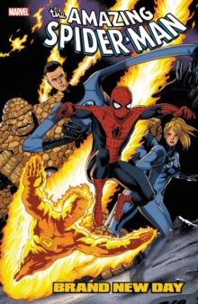 Spider-man: Brand New Day - The Complete Collection Vol. 3, Paperback Book