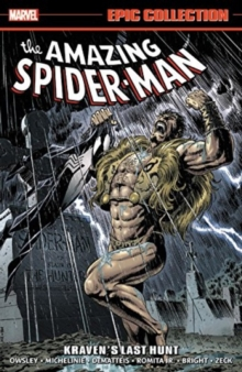 Amazing Spider-man Epic Collection: Kraven's Last Hunt, Paperback / softback Book